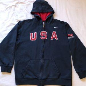 🇺🇸 Nike Team USA Olympic Basketball Hoodie 🇺🇸